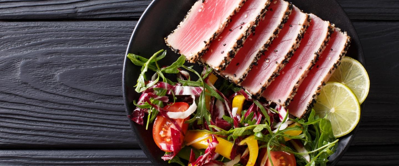 """Idéal pour un délicieux thon rouge """"mi-cuit"""""""